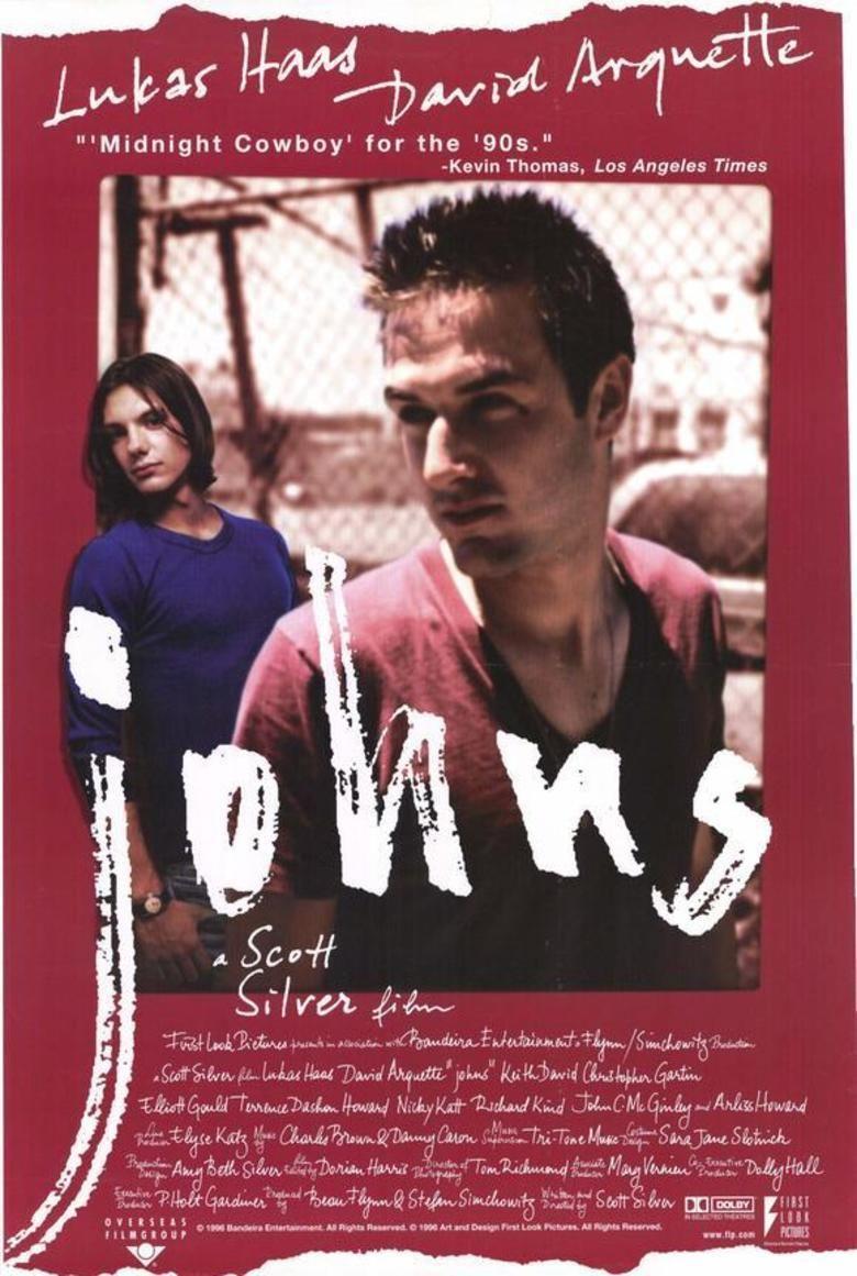 Johns (film) movie poster