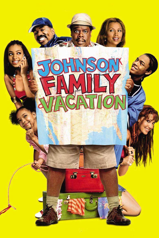 Johnson Family Vacation movie poster