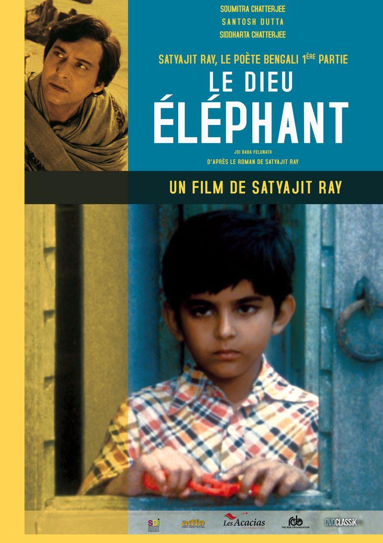 Joi Baba Felunath (film) movie poster