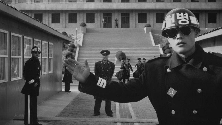 Joint Security Area (film) movie scenes