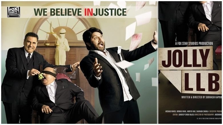 Jolly LLB movie scenes
