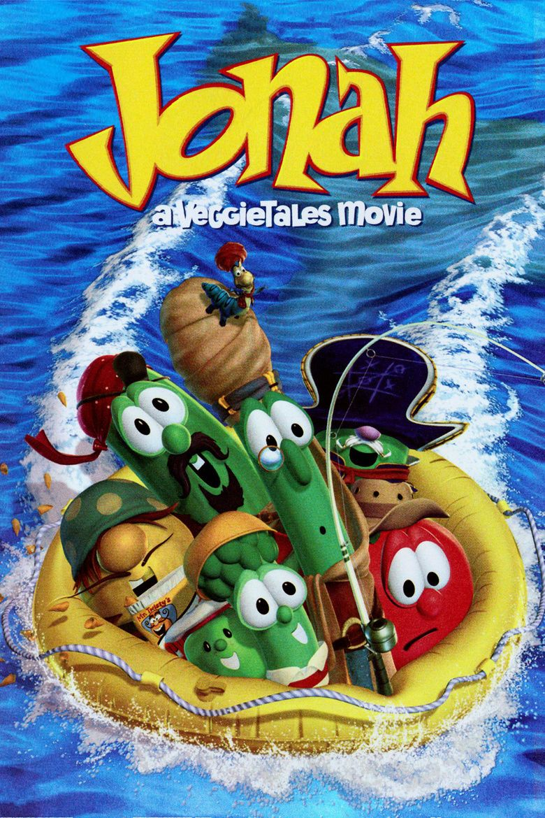 Jonah: A VeggieTales Movie movie poster