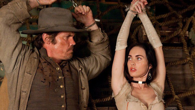 Jonah Hex (film) movie scenes