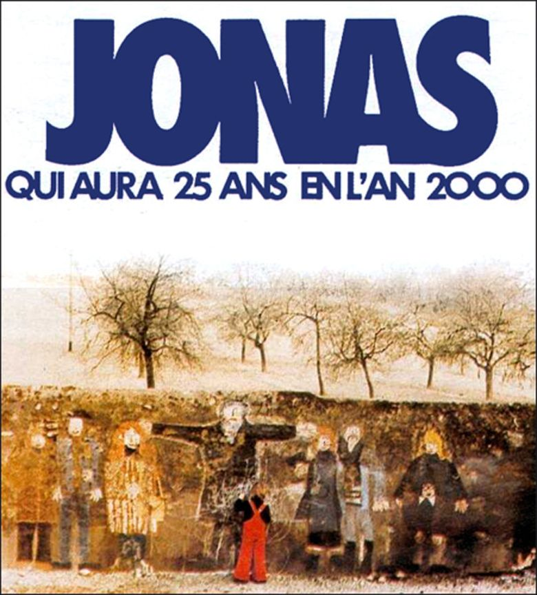 Jonah Who Will Be 25 in the Year 2000 movie poster