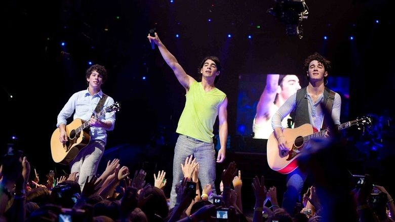 Jonas Brothers: The 3D Concert Experience movie scenes