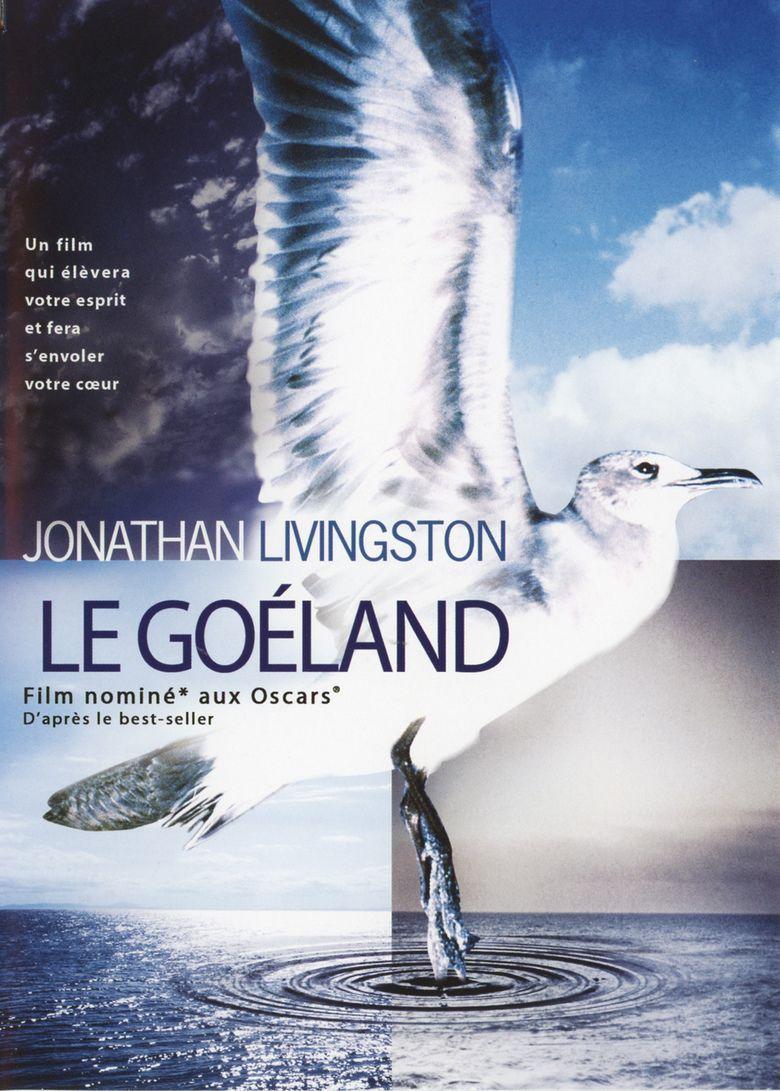 Jonathan Livingston Seagull (film) movie poster