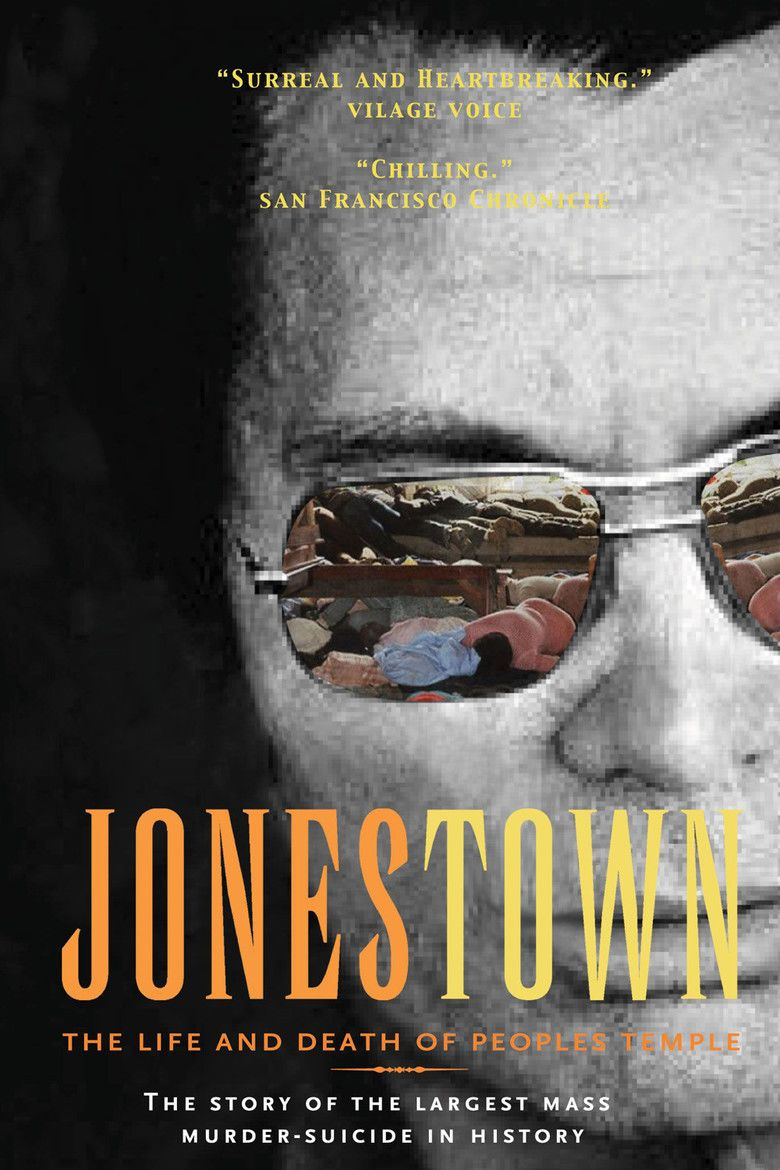 Jonestown: The Life and Death of Peoples Temple movie poster