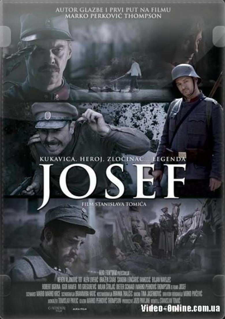 Josef (film) movie poster
