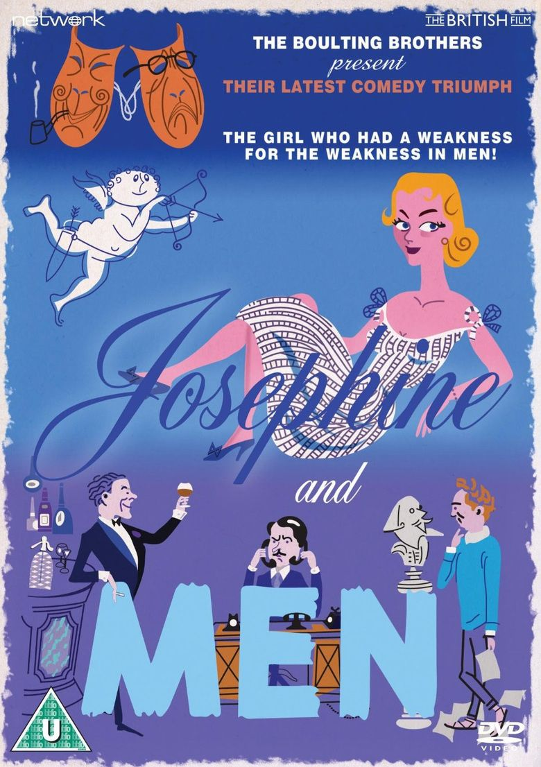 Josephine and Men movie poster