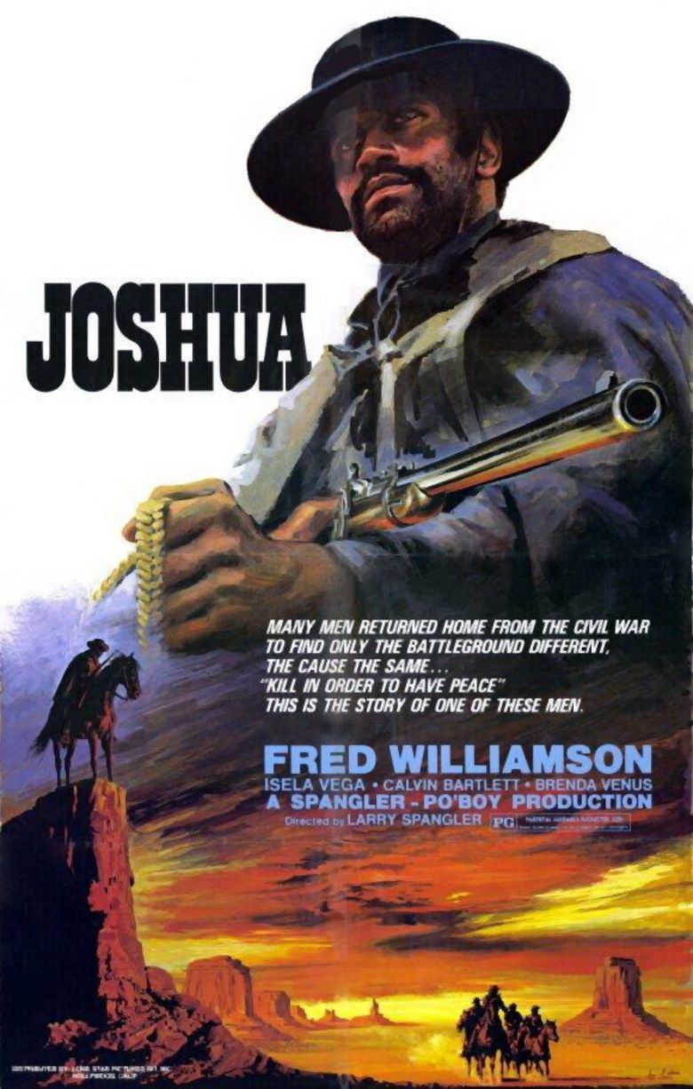 Joshua (1976 film) movie poster