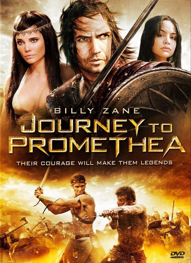 Journey to Promethea movie poster