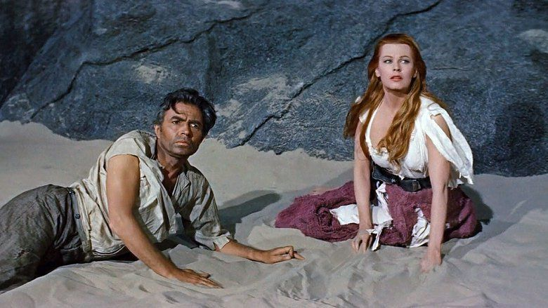 Journey to the Center of the Earth (1959 film) movie scenes