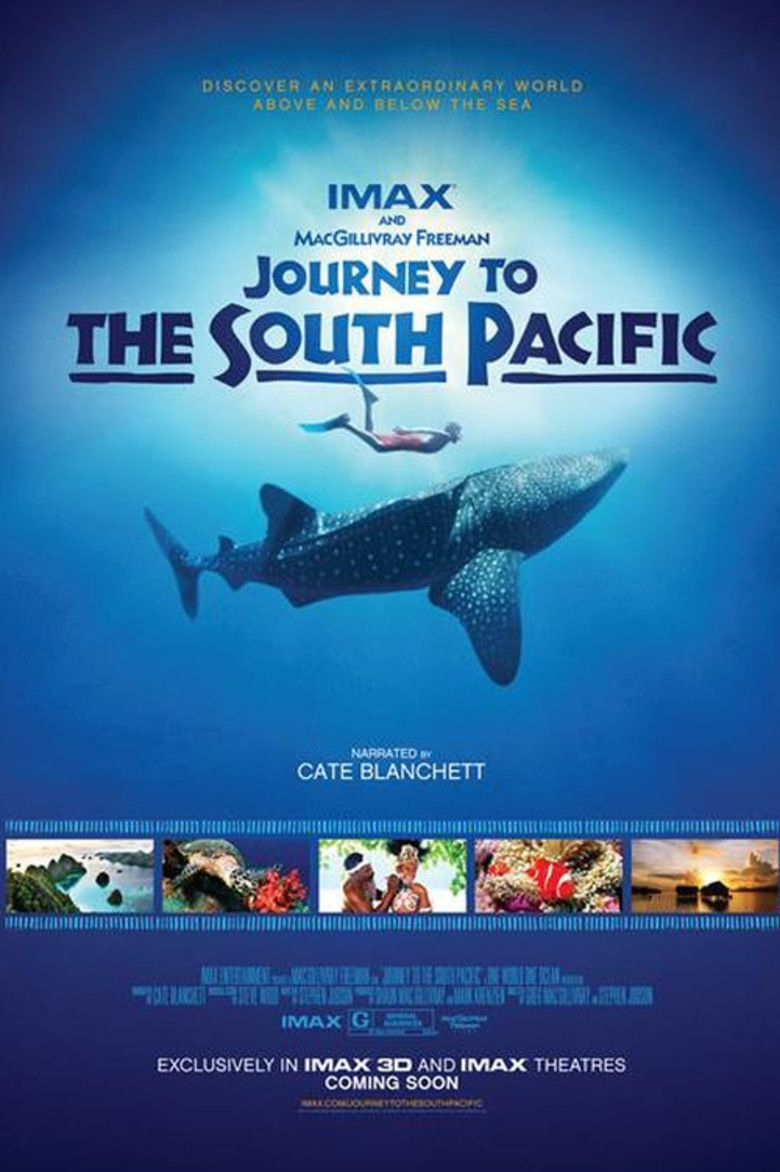 Journey to the South Pacific movie poster