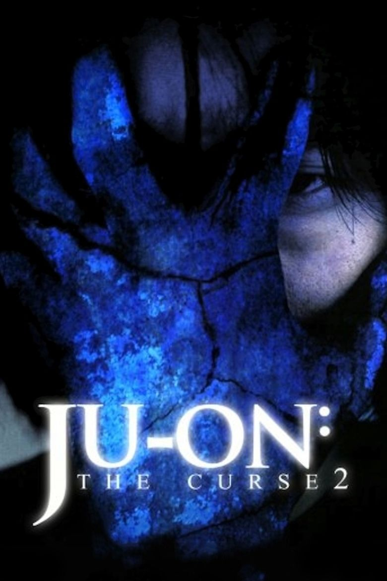 Ju on: The Curse 2 movie poster