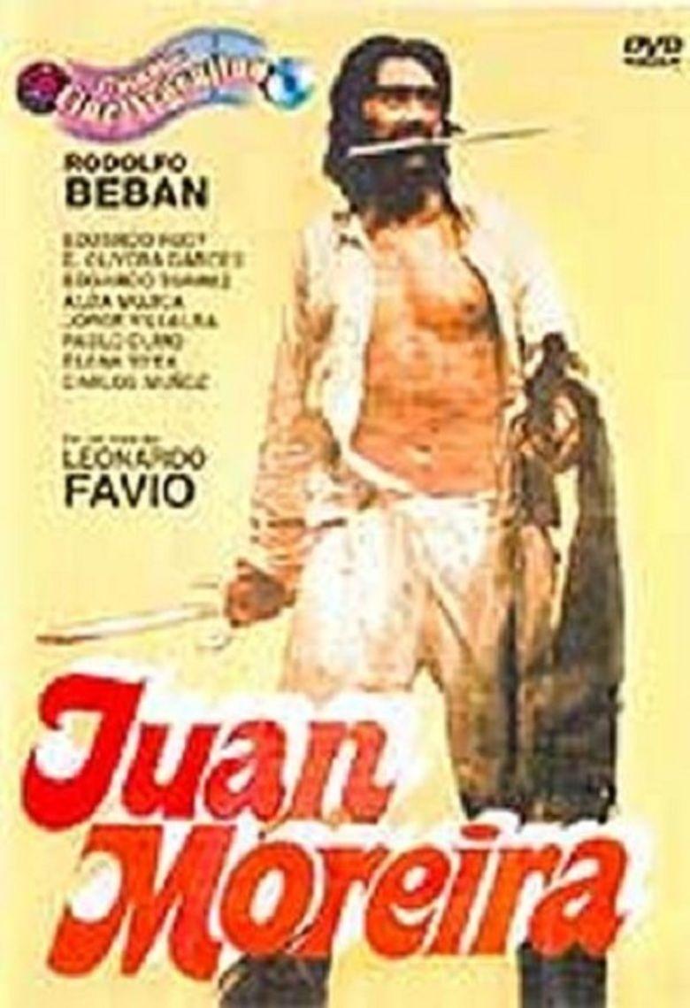Juan Moreira (1973 film) movie poster