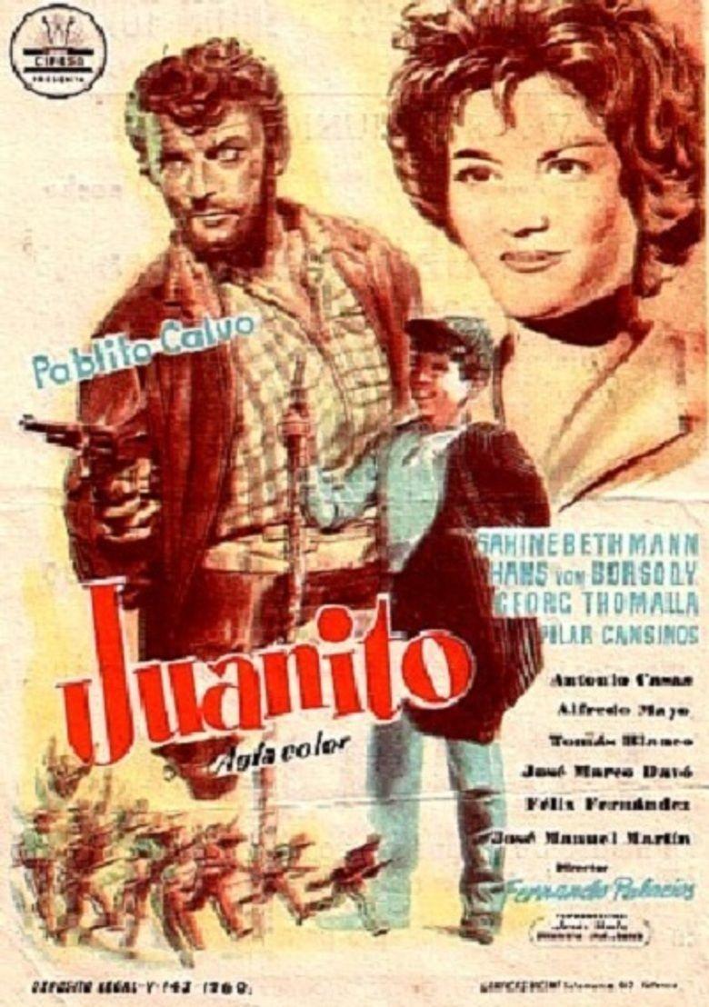 Juanito (film) movie poster