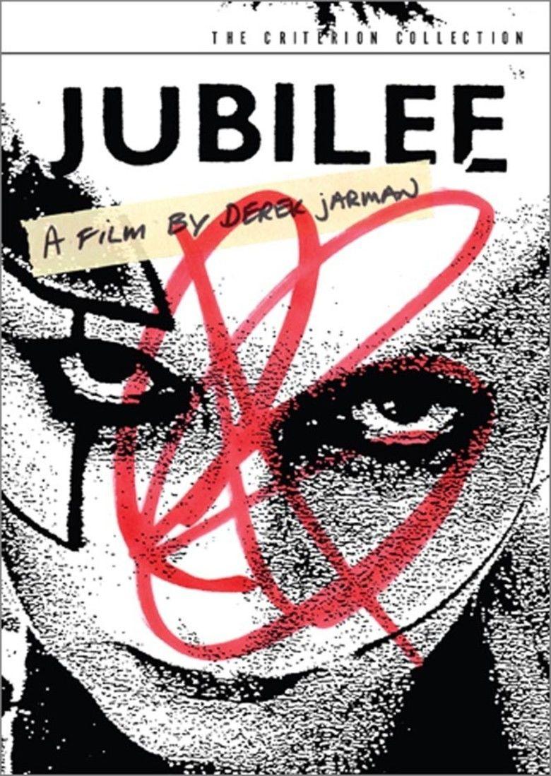 Jubilee (1978 film) movie poster