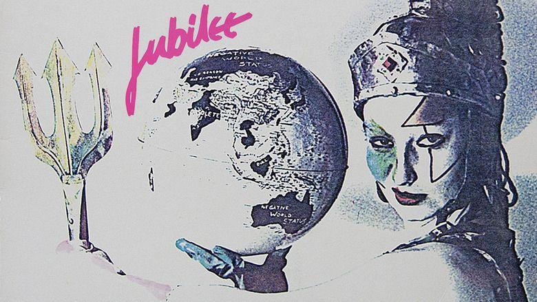 Jubilee (1978 film) movie scenes