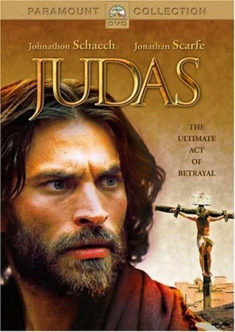 Judas (film) movie poster