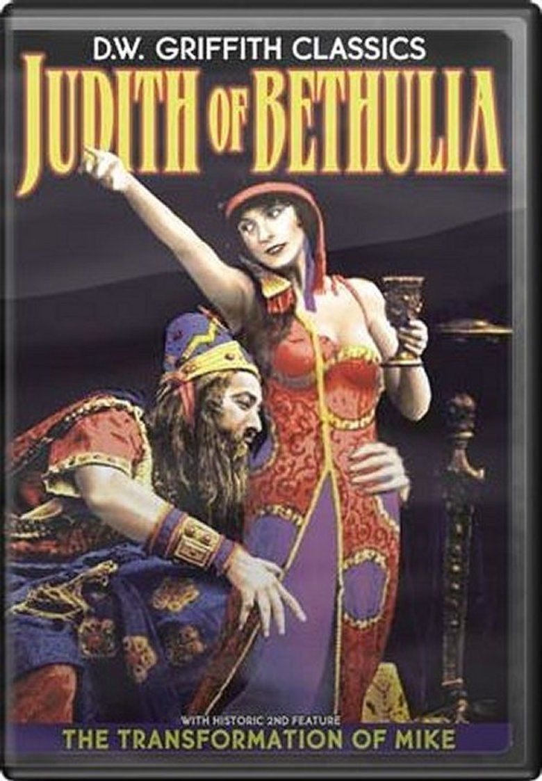 Judith of Bethulia movie poster