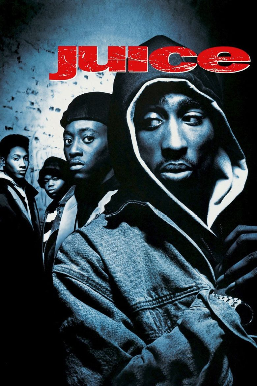 Juice (film) movie poster