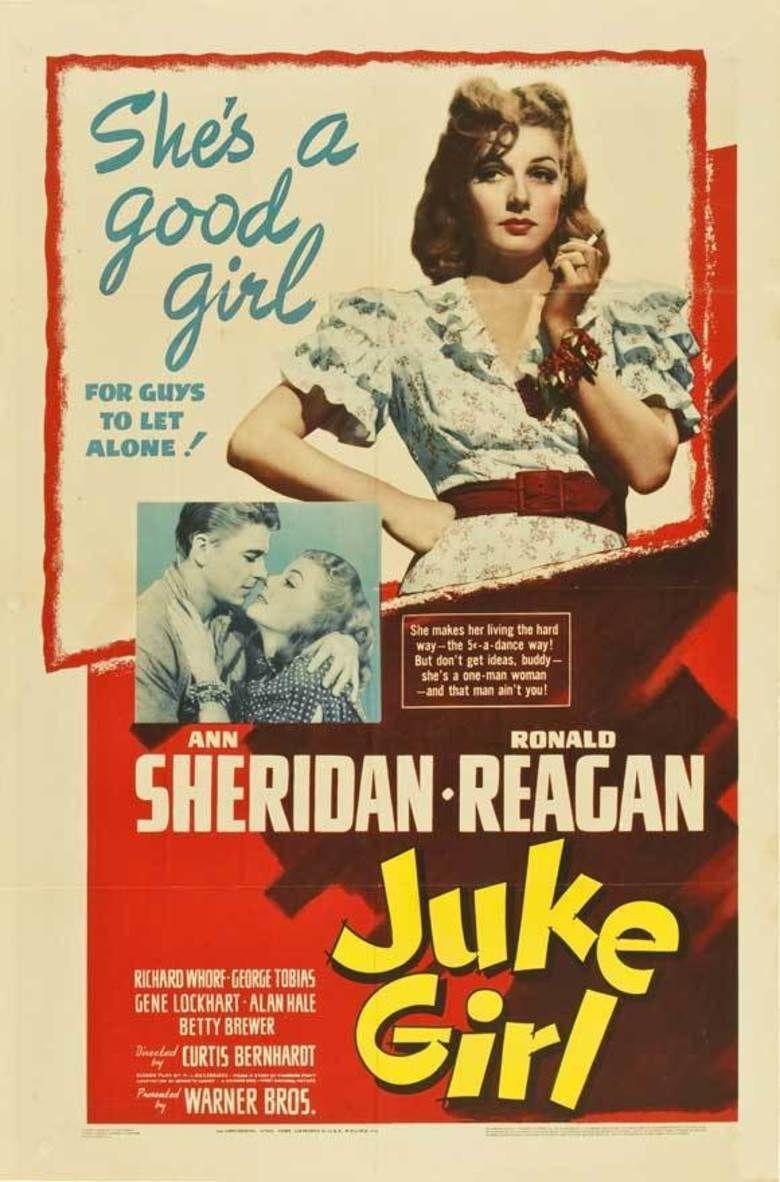 Juke Girl movie poster