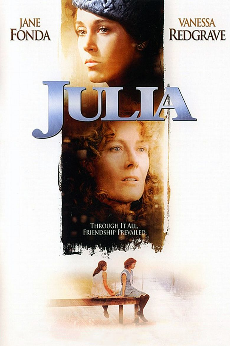 Julia (1977 film) movie poster