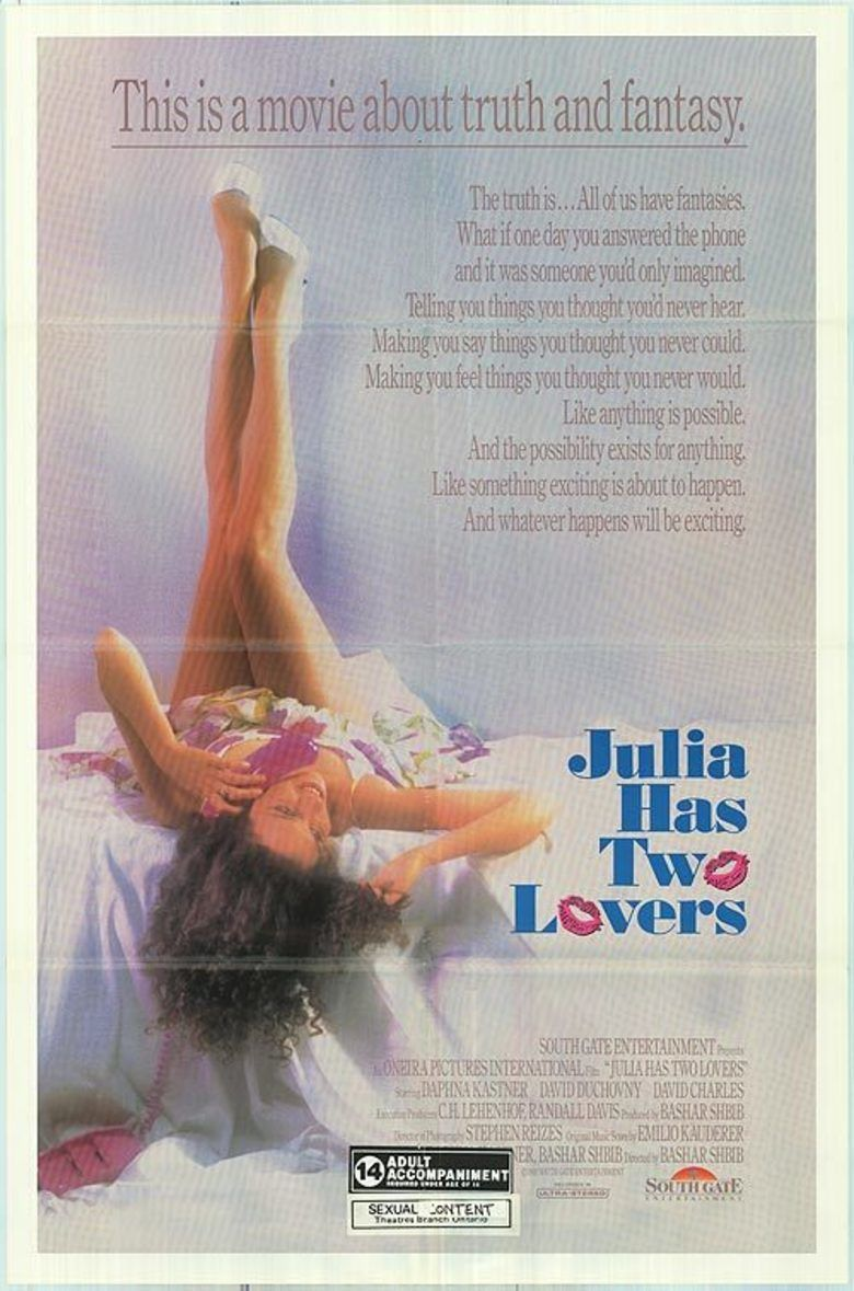 Julia Has Two Lovers movie poster