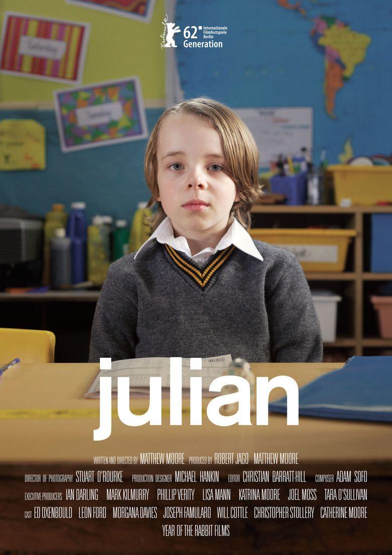 Julian (film) movie poster