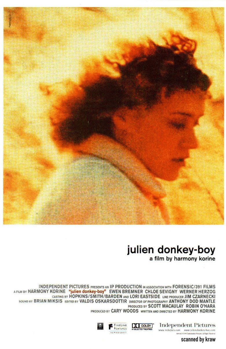 Julien Donkey Boy movie poster
