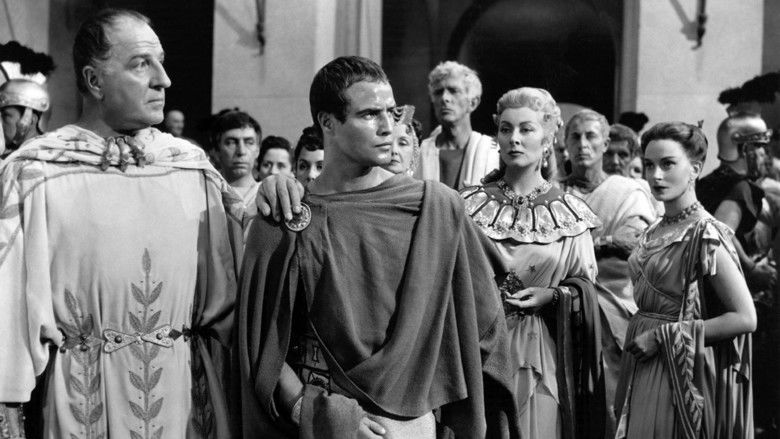 Julius Caesar (1953 film) movie scenes