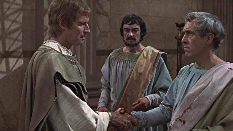 Julius Caesar (1970 film) movie scenes