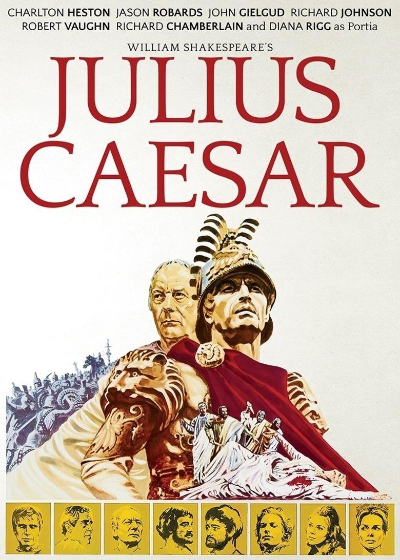 Julius Caesar (1970 film) movie poster