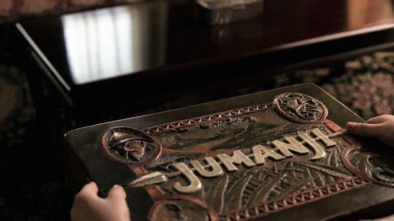 Jumanji movie scenes