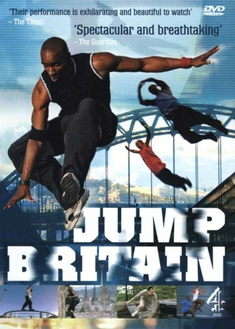 Jump Britain movie poster