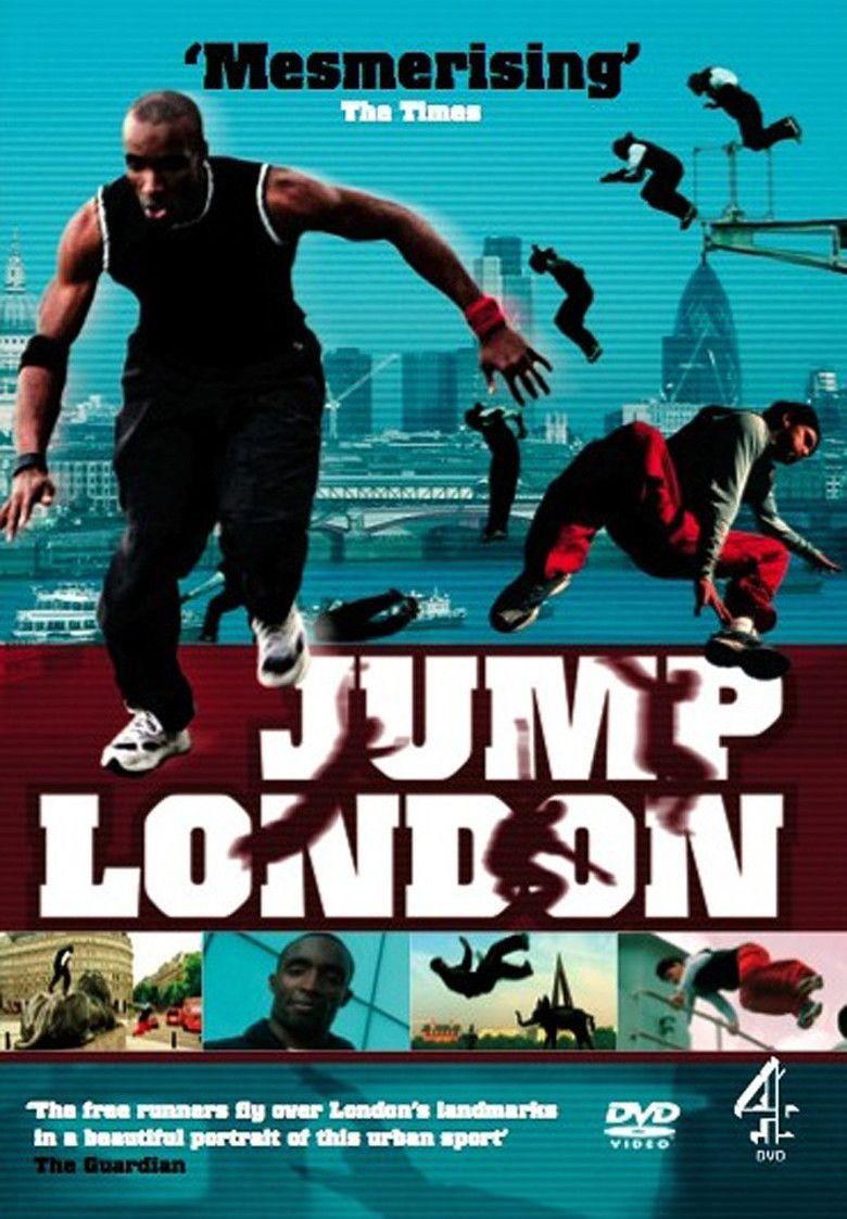 Jump London movie poster