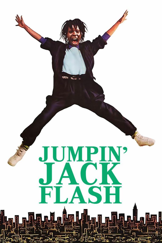 Jumpin Jack Flash (film) movie poster