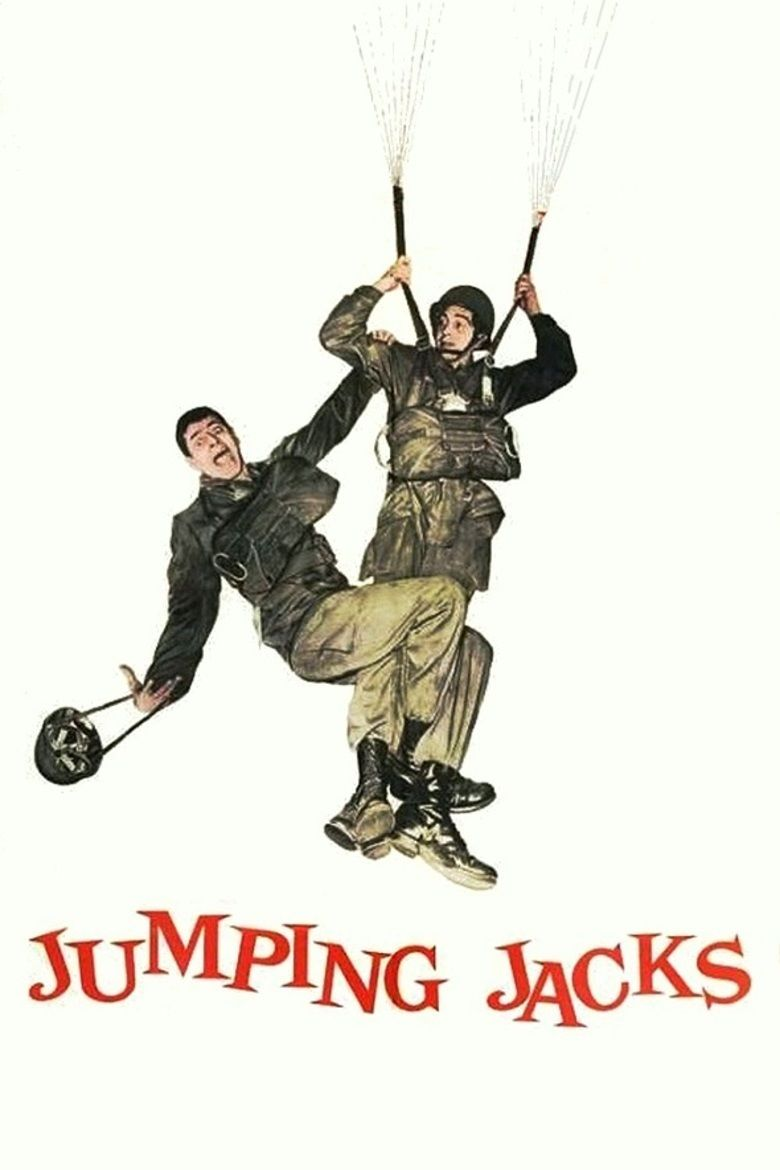 Jumping Jacks movie poster