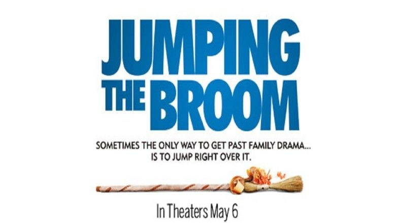 Jumping the Broom movie scenes
