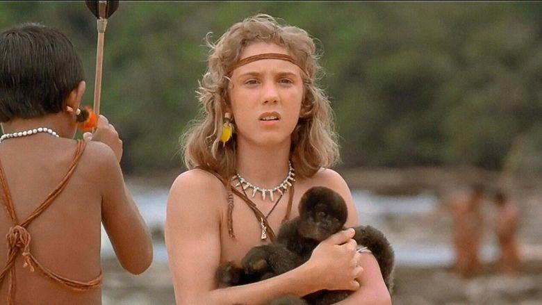 Jungle 2 Jungle movie scenes