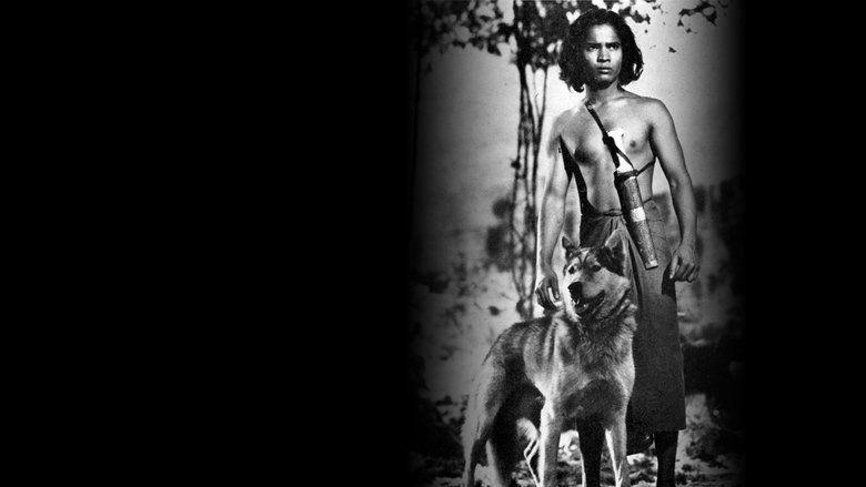 Jungle Book (1942 film) movie scenes