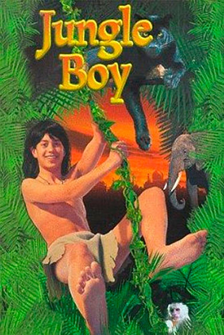 Jungle Boy (1998 film) movie poster