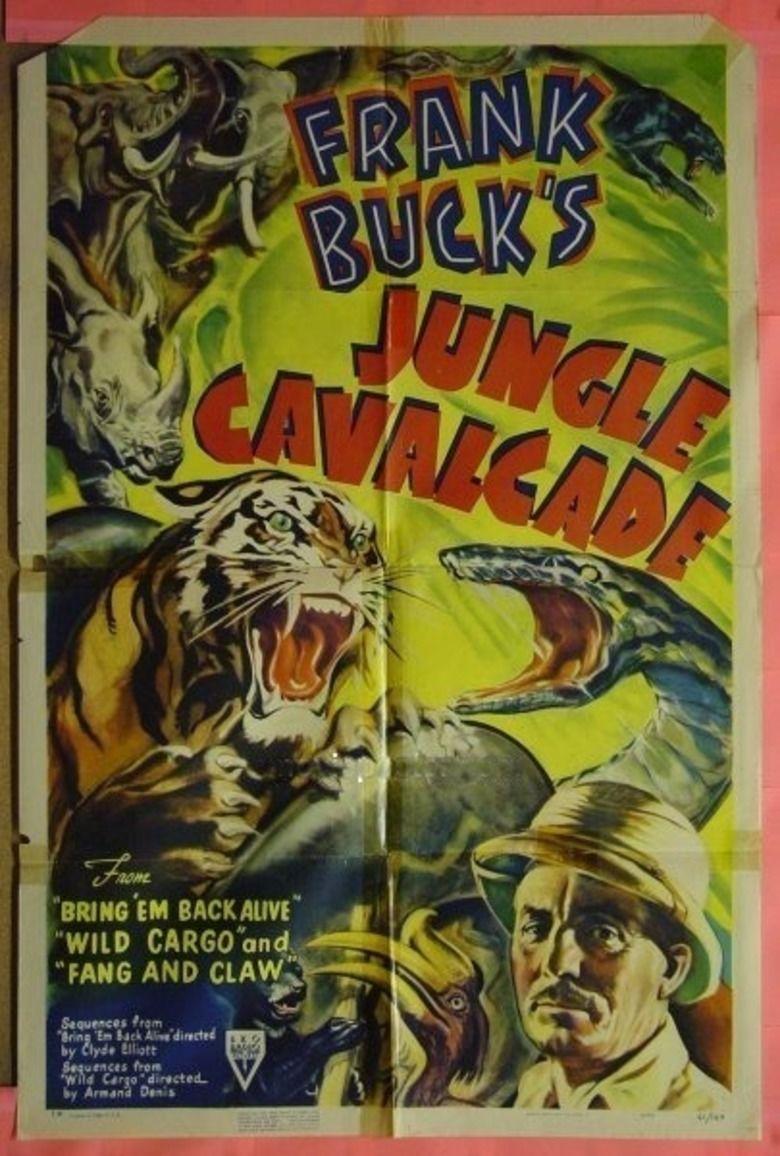 Jungle Cavalcade (1941 film) movie poster