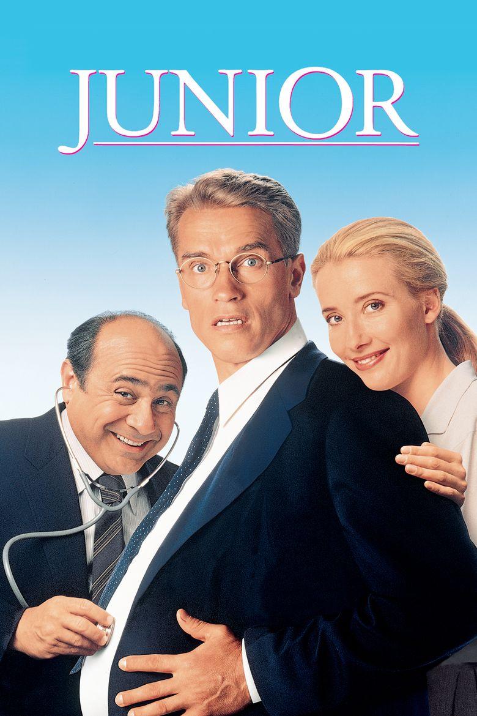 Junior (1994 film) movie poster