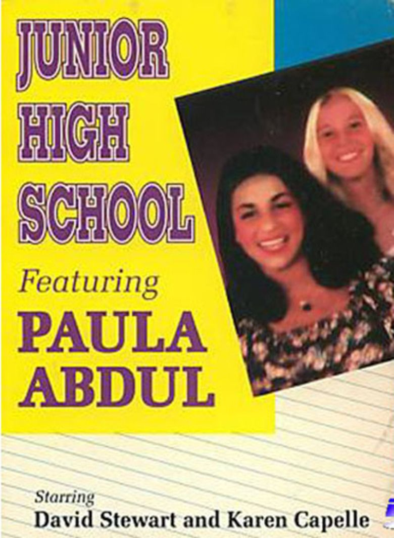 Junior High School (film) movie poster