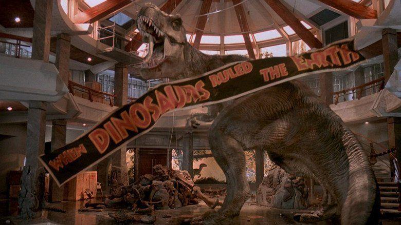 Jurassic Park (film) movie scenes