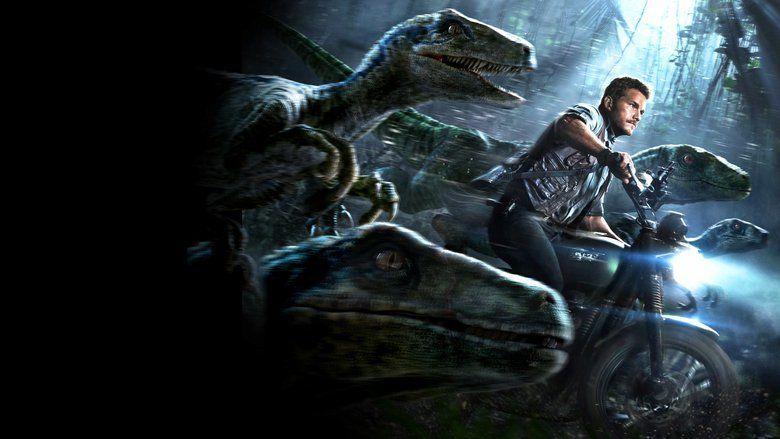 Jurassic World movie scenes