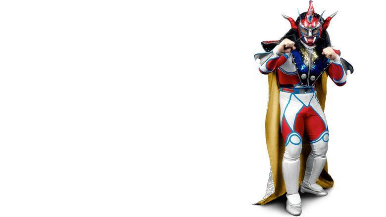 Jushin Thunder Liger: Fist of Thunder movie scenes