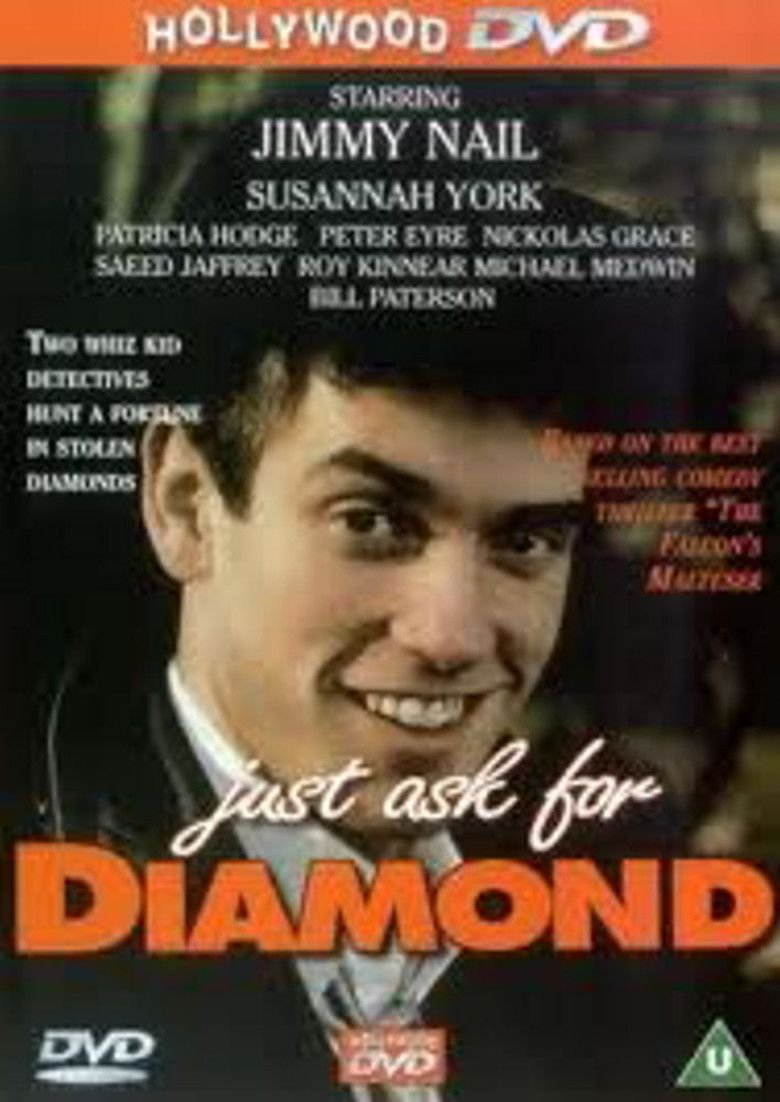 Just Ask for Diamond movie poster