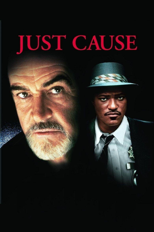 Just Cause (film) movie poster